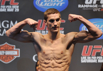 Welterweight Bout Added to UFC on Fox 3